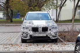 new 2018 bmw x3 to arrive at european dealers in november