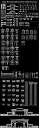 Autocad Kitchen Cabinet Blocks 32 Best Cad Tricks Images On Pinterest Cad Blocks Architecture