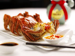 where to go to enjoy your favourite hairy crab dish the peak