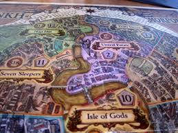 Discworld Map Kevin U0026 Games Review U2013 Discworld Ankh Morpork