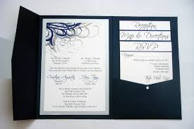 navy blue wedding invitations wedding invitation blue navy and silver