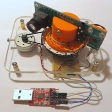 diy engineering projects this is simple enough open source scanning laser rangefinder it