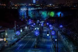 christmas lights in niagara falls ontario falls winter festival of lights credit winter festival of lights