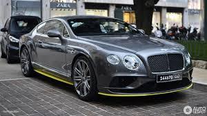 bentley continental gt car bentley bentley continental gt speed black edition 2016 2 february 2017