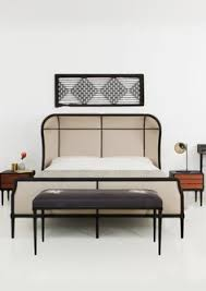 Fendi Bed Set 床 Trilogy 床 By Capital Collection Furniture Bed Pinterest