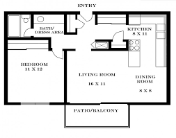 Interior Design 600 Sq Ft Flat by Apartment Small Floor Apartment Design With Single Bedroom