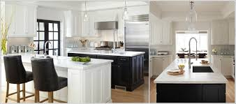 Two Kitchen Islands With Two Kitchen Islands You Can Vary The Look Just Be Sure To Go In