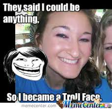 Meme Faces In Real Life - real life troll face by robertormx meme center