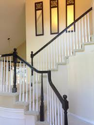 How To Paint Banister Michelle Paige Blogs Before And After Of Painting A Banister