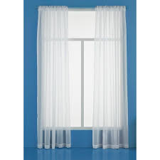 Sheer Panel Curtains Sheer Curtain Panel Room Essentials Target