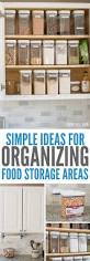 Pantry Organizer Ideas by 1201 Best Organization Images On Pinterest Kitchen Home And