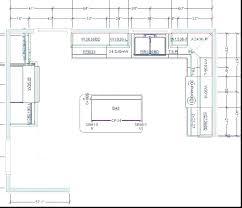 kitchen floor plans kitchen floor plans with island trenddi co