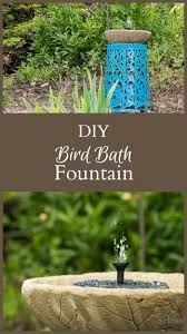 Patio Fountains Diy by 102 Best Garden Water Features Fountains Bird Baths Ponds And