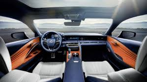 lexus solar yellow paint code these are the 10 best new car interiors according to wards the
