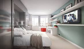 1 Bedroom Student Flat Manchester Are Posh University Flats Promising Investors 7 Income Worth A