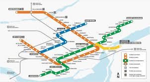 T Subway Map by This Is Montreal U0027s New Metro Map Mtl Blog
