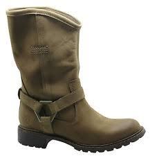 womens boots like timberlands timberland biker boots for ebay