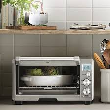 Price Of Oven Toaster Breville Compact Smart Oven Williams Sonoma