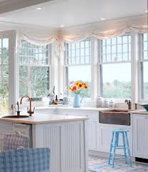 kitchen window treatment source house beautiful kitchen valance