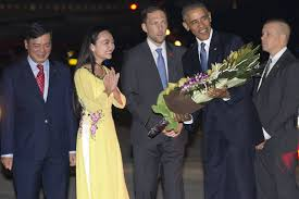 5 things to know about obama u0027s trip to vietnam briefly wsj