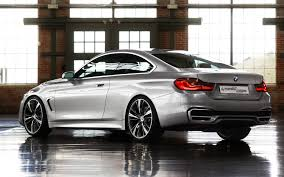first look bmw 4 series coupe concept automobile magazine