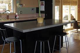Bar Counter Top Basic Concrete Countertop 13 Steps With Pictures