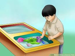 how to build a sensory table how to make a sensory table 9 steps with pictures wikihow