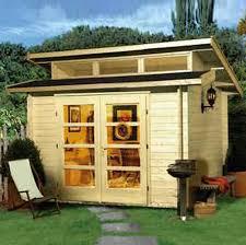 bureau de jardin bois un bureau dans votre jardin