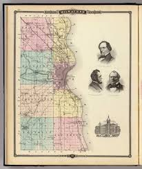 Map Of Wisconsin by Of Milwaukee County State Of Wisconsin Snyder Van Vechten