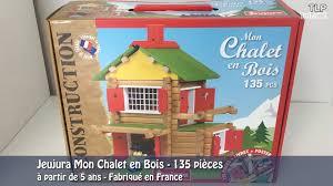 construire son chalet en bois jeujura mon chalet en bois 135 pièces démo en français youtube