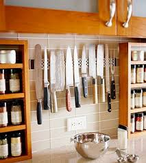 kitchen knife storage ideas clever ideas for storing your kitchen knives