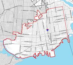 Map Of Florida Highways by Cra District Maps City Of Pensacola Florida The Upside Of Florida