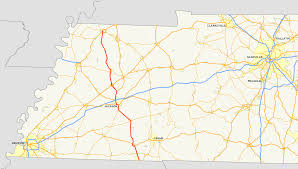 Tennessee Map Of Cities by Tennessee State Route 5 Wikipedia