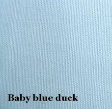 Blue Upholstery Fabric Y Cotton Canvas Duckcloth Upholstery Fabric Light Blue