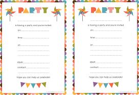 printable birthday invitations pacq co