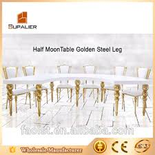 party table and chairs for sale half moon table wedding party tables and chairs for sale buy