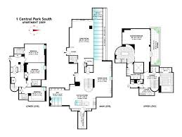 Manhattan Plaza Apartments Floor Plans Controversial Plaza Hotel Penthouse Owned By One Hyde Park