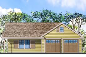 garage house plans plan 24114bg vacation cottage with drive under