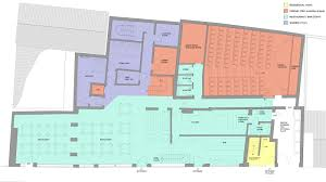 cinema floor plans cinema complex ripon wildblood macdonald chartered architects