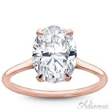 solitaire oval engagement rings adiamor s best engagement rings of 2014 adiamor