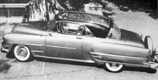 1954 chrysler la comte concepts