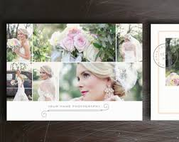 instant download wedding photography marketing templates