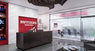 rutgers big ten build mulitisport training complex