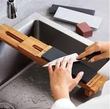 comment aiguiser un couteau de cuisine comment aiguiser un couteau les techniques pour affûter