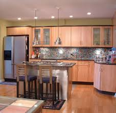 Contemporary Kitchen Backsplash by Kitchen Backsplash Gallery For Decorative And Affordable Material