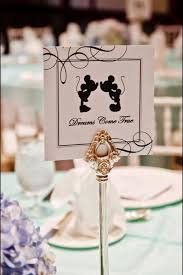 disney wedding decorations best 25 disney table numbers ideas on princess