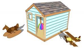 Backyard Playhouse Ideas House Plan Outdoor Playhouse Plans Myoutdoorplans Free