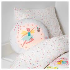 Fairy Lights Ikea by Lattjo Cushion Fairy Light Pink Lilac 41 Cm Ikea