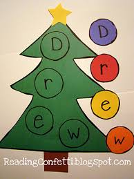 preschool christmas literacy activities u0026 centers