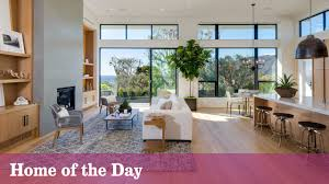 home of the day a light and airy contemporary in pacific